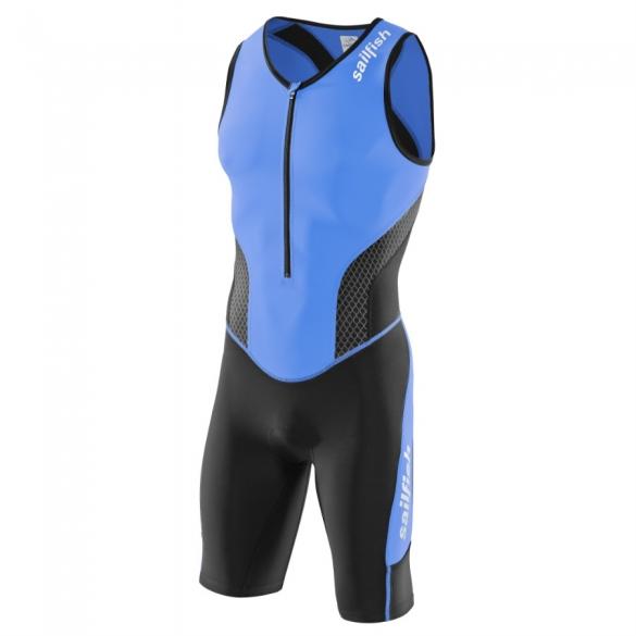 Sailfish Competition trisuit men blue 2015  STCOMB