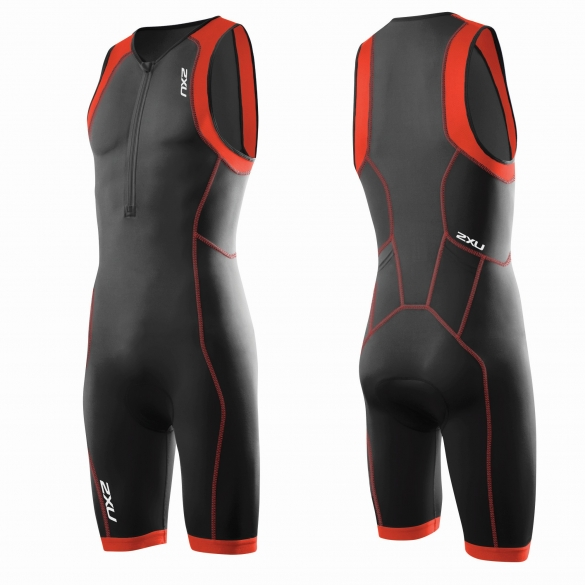 2XU G:2 Active trisuit black/red men   MT3105d