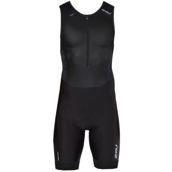 2XU Perform sleeveless trisuit black men 2018  MT4848d-BLK/BLK