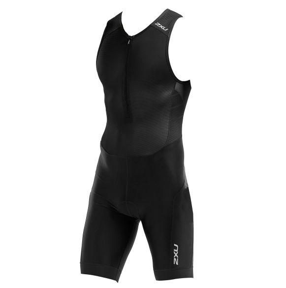2XU Perform sleeveless trisuit black men  MT5526d-BLK/BLK