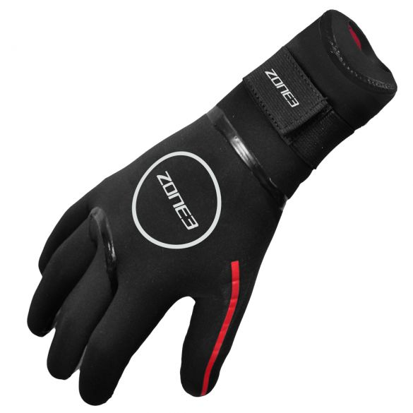Zone3 Neoprene Heat-tech swim gloves  NA18UHTG101