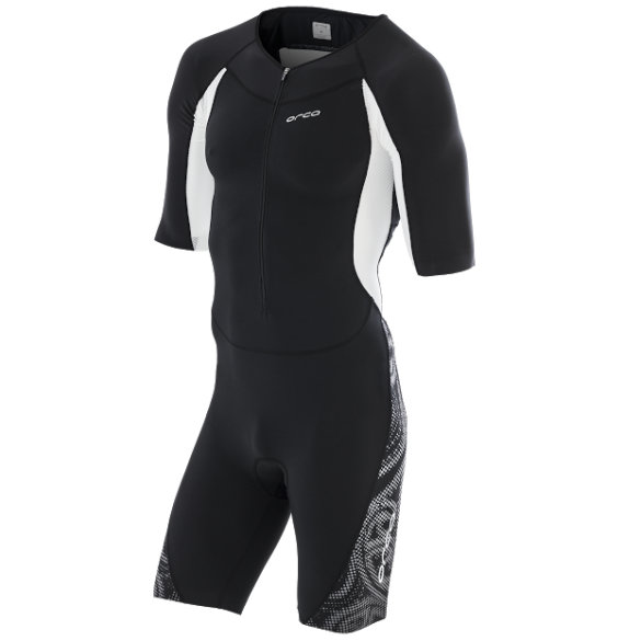 Orca 226 Kompress trisuit short sleeve men  FVDD