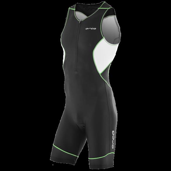 Orca Core race trisuit black/green men  FVC092