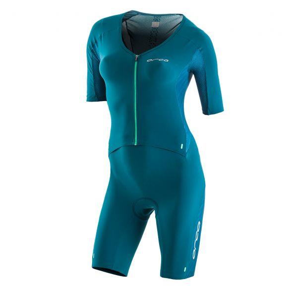 Orca 226 Kompress aero race trisuit green women  KP5188