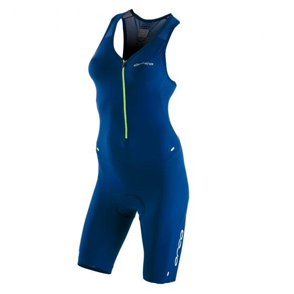Orca 226 Kompress race trisuit sleeveless blue women  KP5246