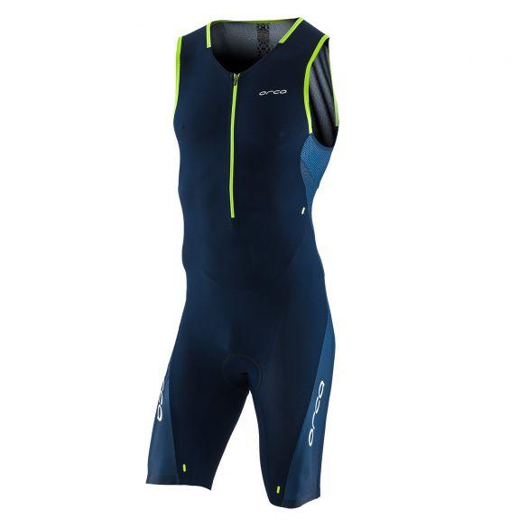 Orca 226 Kompress race trisuit sleeveless blue men  KP1284