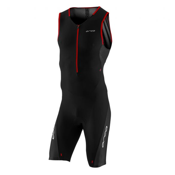 Orca 226 Kompress race trisuit sleeveless black men  KP1286