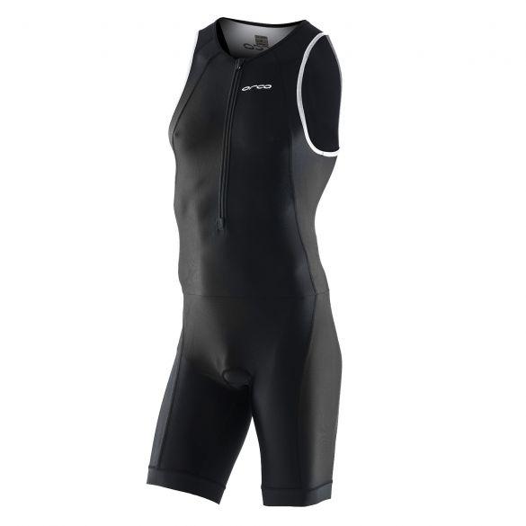 Orca core basic race trisuit sleeveless black men  KC1301