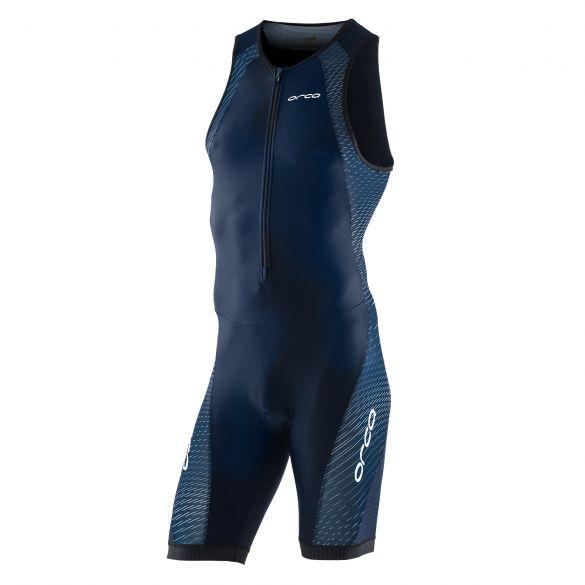 Orca core race trisuit sleeveless blue men  KC1246