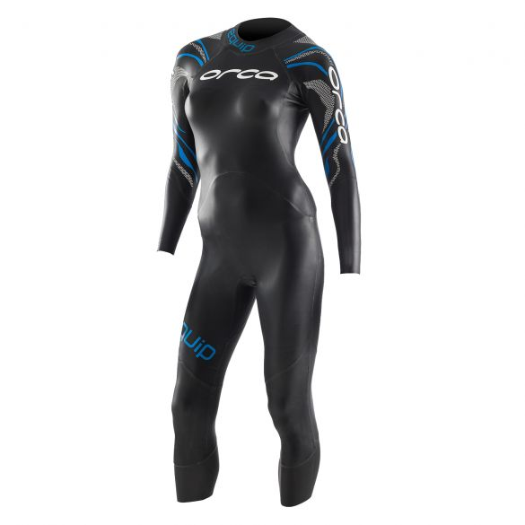 Orca Equip full sleeve wetsuit women  KN55