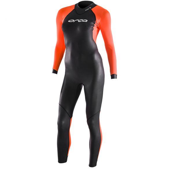 Orca Core openwater fullsleeve wetsuit women  LN67