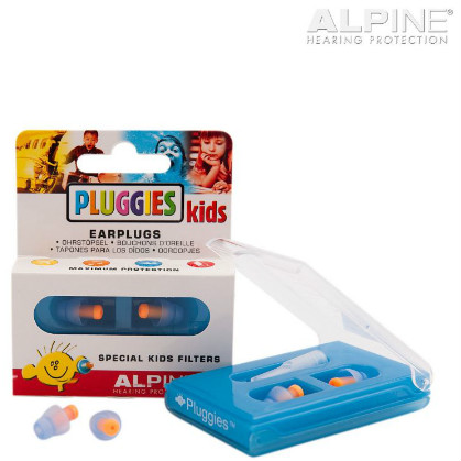 Alpine Pluggies kids earplugs  00602098
