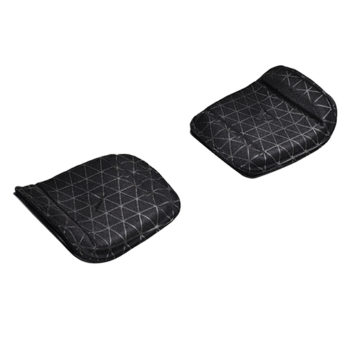Profile Design F-35 TT Aerobar Armrest Pad Set 10mm Black Triathlon TT