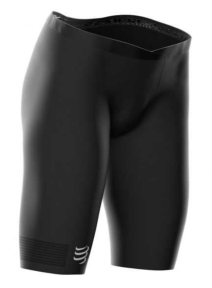 Compressport Trail running Under control compression short black women  SHTRUCW-99