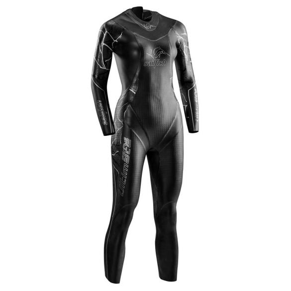 Sailfish Ultimate IPS plus fullsleeve wetsuit women  SL5622