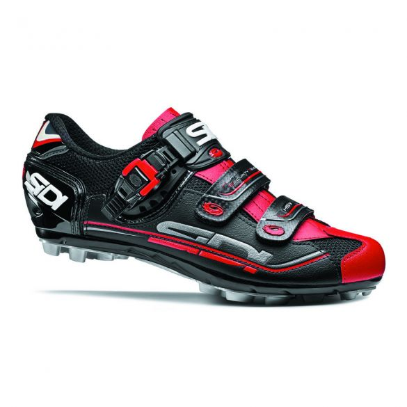 Sidi Eagle 7 mountainbike shoe black/red men  SIEA7NENERO