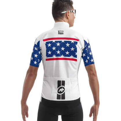 776157143 Assos SS.neoPro USA cycling jersey men online  Order Find it at ...