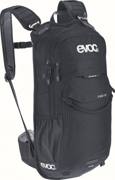EVOC Stage 12 liter backpack black  100204100