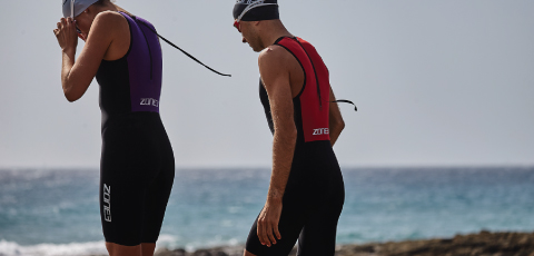 Swimskins and speedsuits