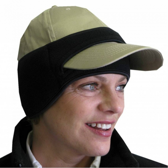 TechNiche ThermaFur Softshell ear band for baseball caps  5528S