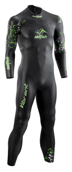 Sailfish Vibrant fullsleeve wetsuit men  SL6544