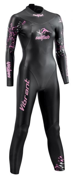 Sailfish Vibrant fullsleeve wetsuit women   SL6629