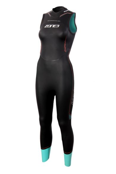 Zone3 Vision sleeve less wetsuit women  WS18WSLV101