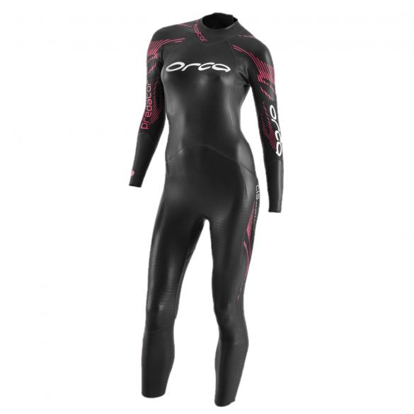 Orca Predator full sleeve wetsuit women  JVNE