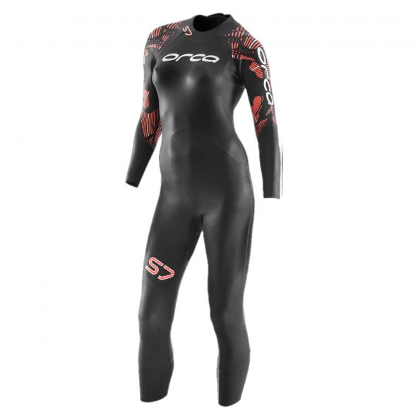 Orca S7 full sleeve wetsuit women  JVNL