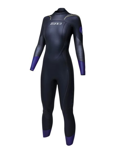 Zone3 Aspire (2018) used wetsuit women size XL  WS18WASP101DEMOXL