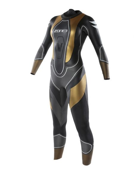 Zone3 Victory D fullsleeve wetsuit Damen  WS18WVIC101