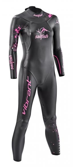Sailfish Vibrant fullsleeve wetsuit women DEMO  SL2621DEMOSM