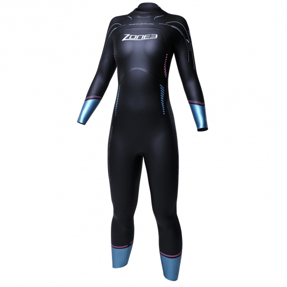 Zone3 Vision (2017) used wetsuit women size XS  16050GEBRUIKTXS