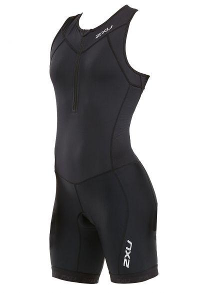 2XU Active sleeveless trisuit black women WT5546D  WT5546D-BLK/BLK