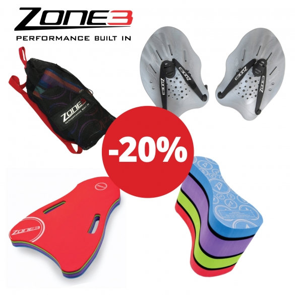 Zone3 Swim training bundle  ZOZWPAK