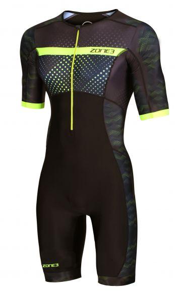 Zone3 Activate plus short sleeve trisuit Revolution men  TS20MREV109