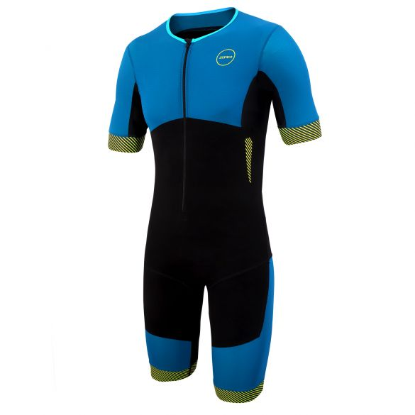 Zone3 Aeroforce nano ss trisuit men  TS18MAFS101