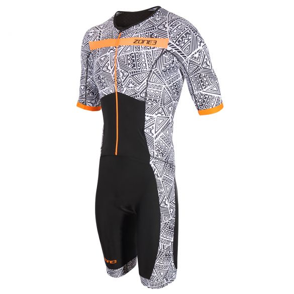 Zone3 Activate plus kona speed trisuit short sleeve men  TS21MACPS101