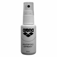 Anti fogspray lens cleaner