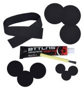 Neoprene glue wetsuit repair kit