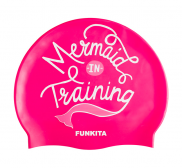 Funkita Silicone swimming cap Mermaid in training