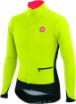 Castelli alpha jacket sulphur/black mens 14502-015