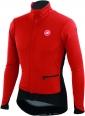 Castelli Alpha jacket red/black mens 14502-023