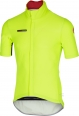 Castelli gabba 2 jacket short sleeve yellow-fluo mens 14511-032