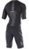 2XU Compression Full Zip sleeved trisuit black men   MT4442dBLK/BLK