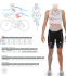 Castelli Core W tri short black/red women 14121-023  14121-023