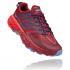 Hoka One One Speedgoat 4 trail running shoes red woman  1106527-CHRRD