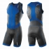2XU Perform Full Front Zip trisuit black men      MT3859d